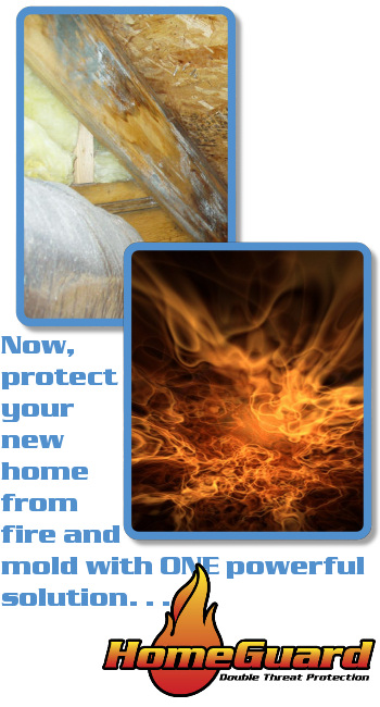 FRELO Homeguard - Mold and Fire protection for your home or new construction